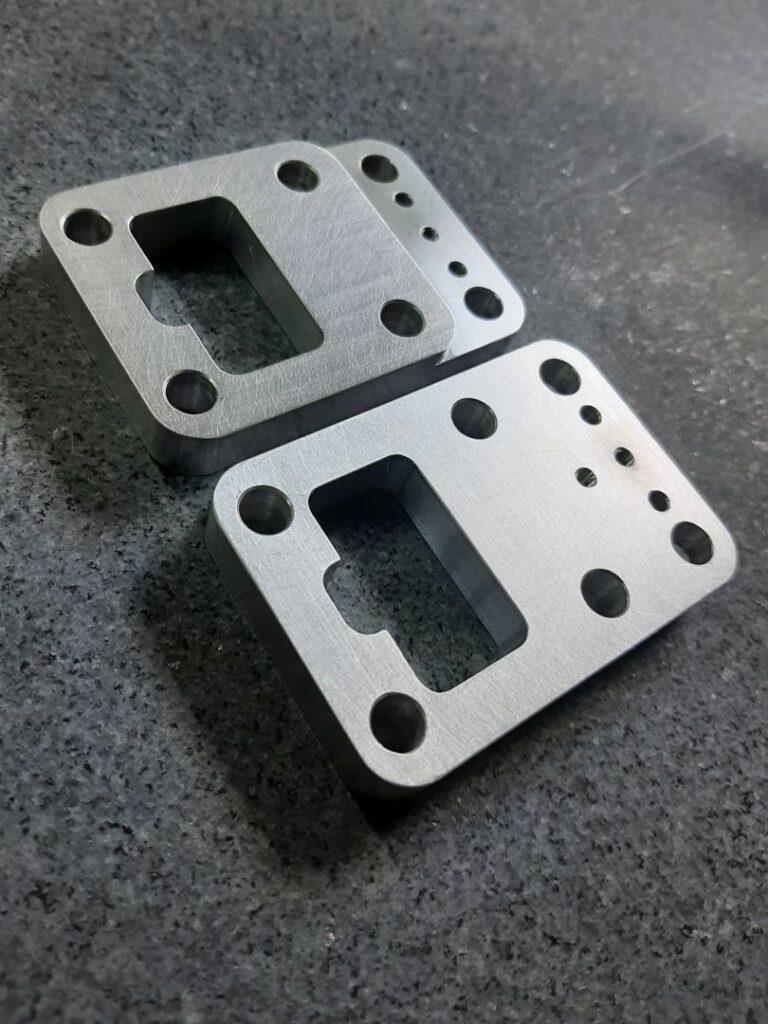 Kovoobrábění - CNC